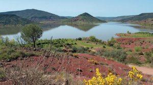 Vallée du Lodévois et Lac du Salagou