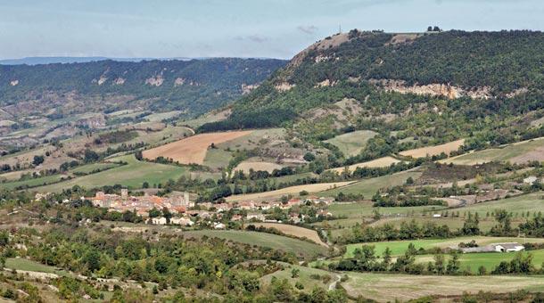 Vallées du Cernon et de la Sorgues
